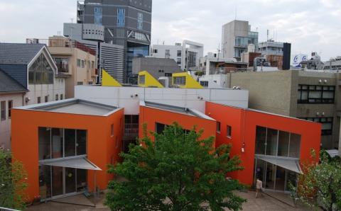 Crèche Harajuku, Ciel Rouge Création
