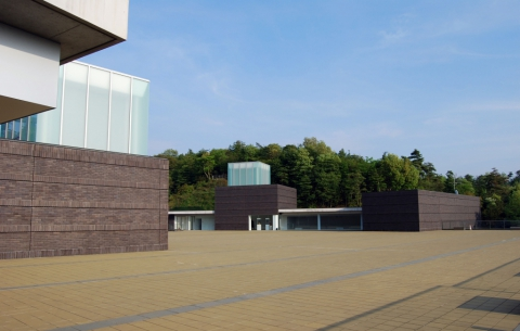 Ceramics Park Mino, Arata Isozaki