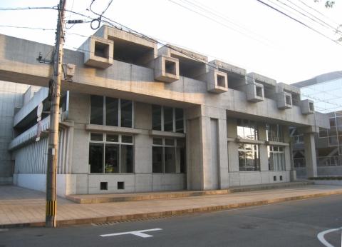 Art Plaza, Arata Isozaki
