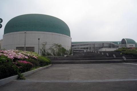 Kitakyushu Central Library, Arata Isozaki