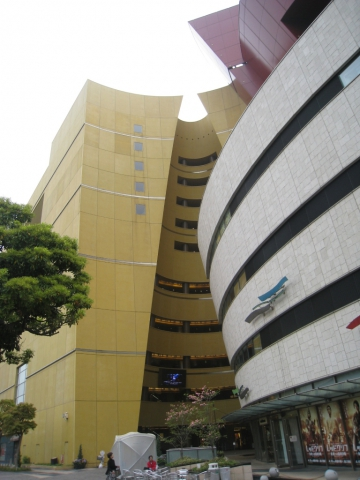 Riverwalk Kitakyushu, John A. Jerde