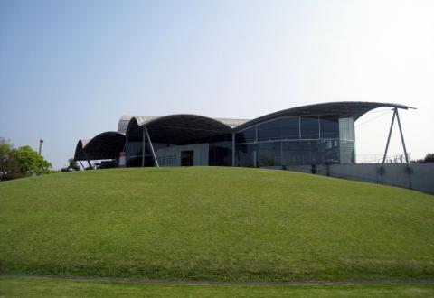 Yatsushiro Municipal Museum, Toyo Ito