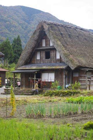Village Gokayama