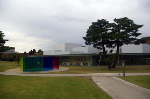 Musée d'arts contemporains du 21 siècle, SANAA