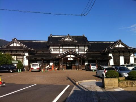 Ancien gare d'Izumo