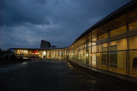 Shimane Art Museum, Kiyonori Kikutake