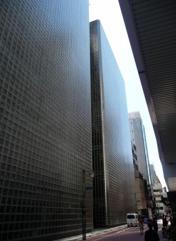 Maison Hermès, Renzo Piano