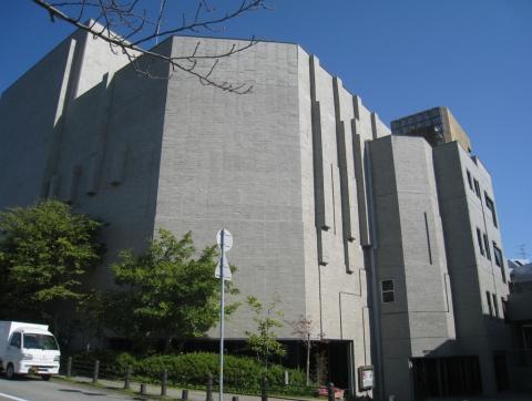 Centre culturel d'Ashiya, Junzo Sakakura