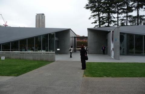 Design site 21_21, Tadao Ando