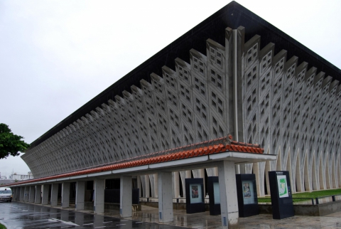 National Theater Okinawa, Shin Takamatsu