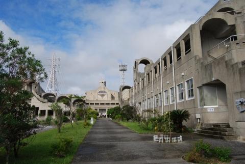 Okinawa Christian Junior College, Sachio Otani