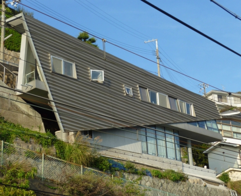 Rooftecture S, Shuhei Endo