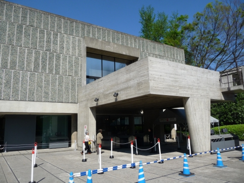 The National Museum of Western Art, Le Corbusier