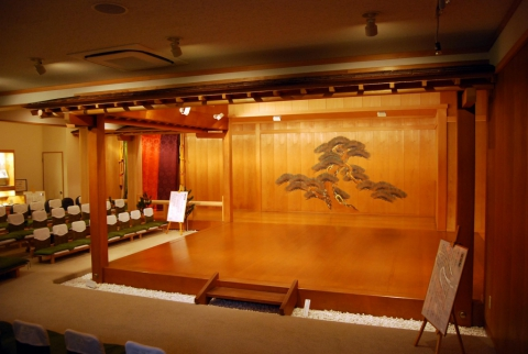 Musée de théâtre No, Kamakura
