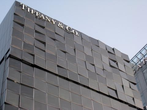 Tiffany, Kengo Kuma