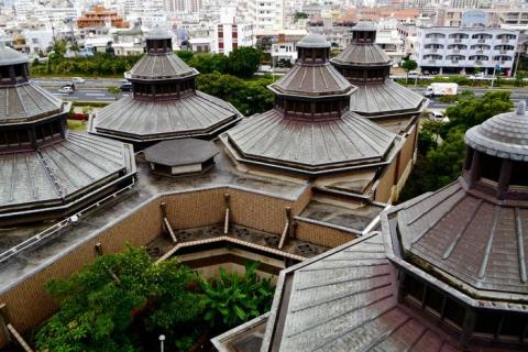 Urazoe Museum, Shozo Uchii (photo : Sylvie Lagabrielle)