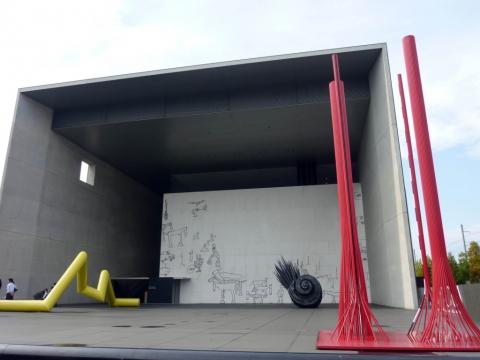 Musée de Genichiro Inokuma, Yoshio Taniguchi
