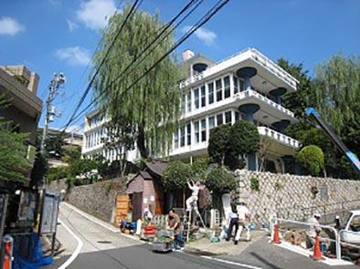 Institut français, Junzo Sakakura + Mikangumi