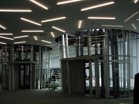 Sendai Médiathèque, Toyo Ito