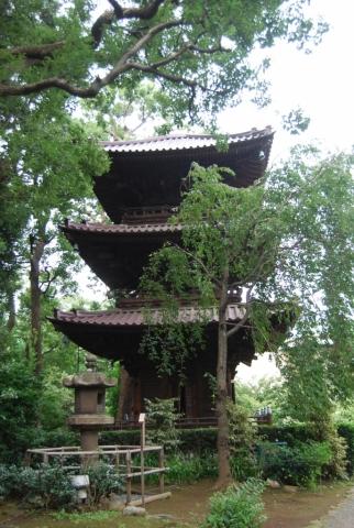 Jardin de Chinzanso