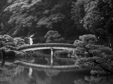 Kiyosumi Teien  (photo: Sylvie Lagabrielle)