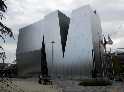 Sumida Hokusai Museum, Kazuyo Sejima