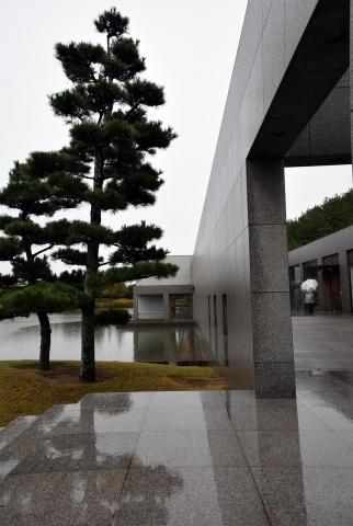 Ken Domon Museum of photography, Yoshio Taniguchi