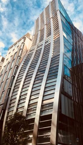 De Beers Building, Jun Mitsui