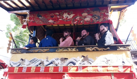 Ueno Tenjin Matsuri