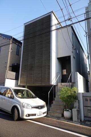Maison à Setagaya