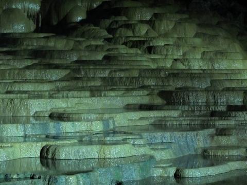 Grotte calcaire d'Akiyoshidai