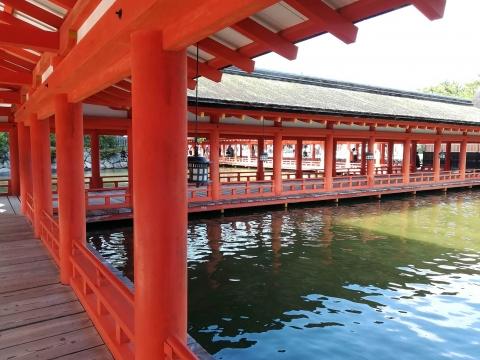 Sanctuaire d'Itsukushima