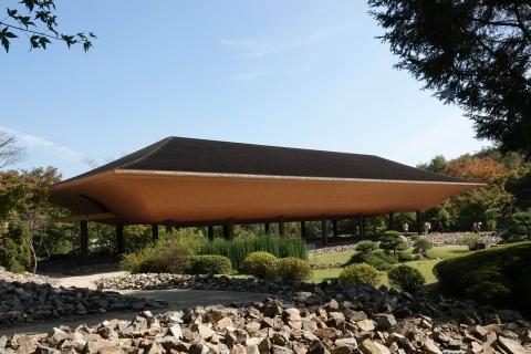 Temple Shinshoji, musée zen et du jardin