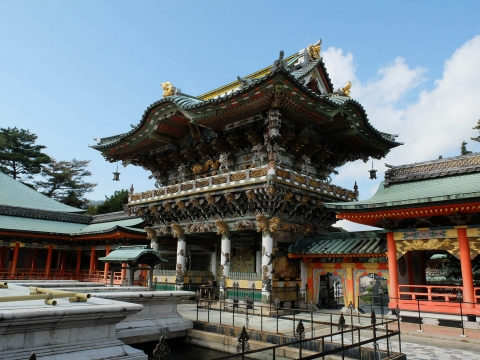 Temple et musée de Kosanji 3